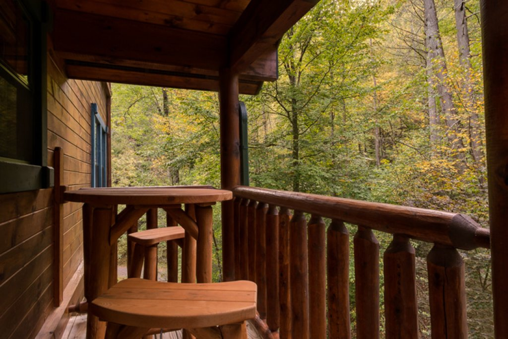 Photo of a Gatlinburg Cabin named Away From It All - This is the nineteenth photo in the set.