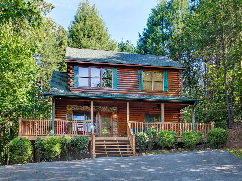 Photo of a Gatlinburg Cabin named A Great Escape - This is the twenty-first photo in the set.