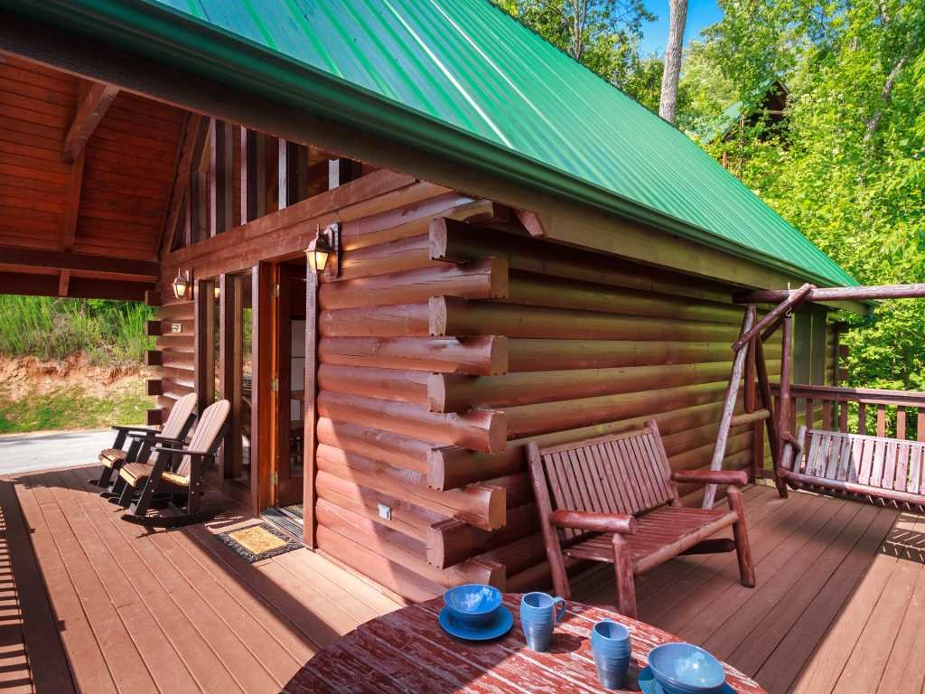 Photo of a Gatlinburg Cabin named Saddle Ridge - This is the thirteenth photo in the set.