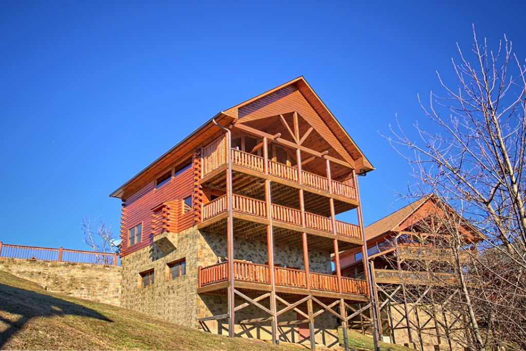 Photo of a Pigeon Forge Cabin named Starry Hope - This is the twenty-sixth photo in the set.