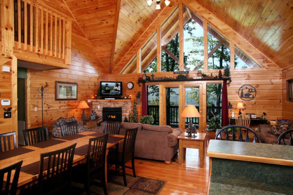 Photo of a Gatlinburg Cabin named Gatlinburg Getaway - This is the fifth photo in the set.