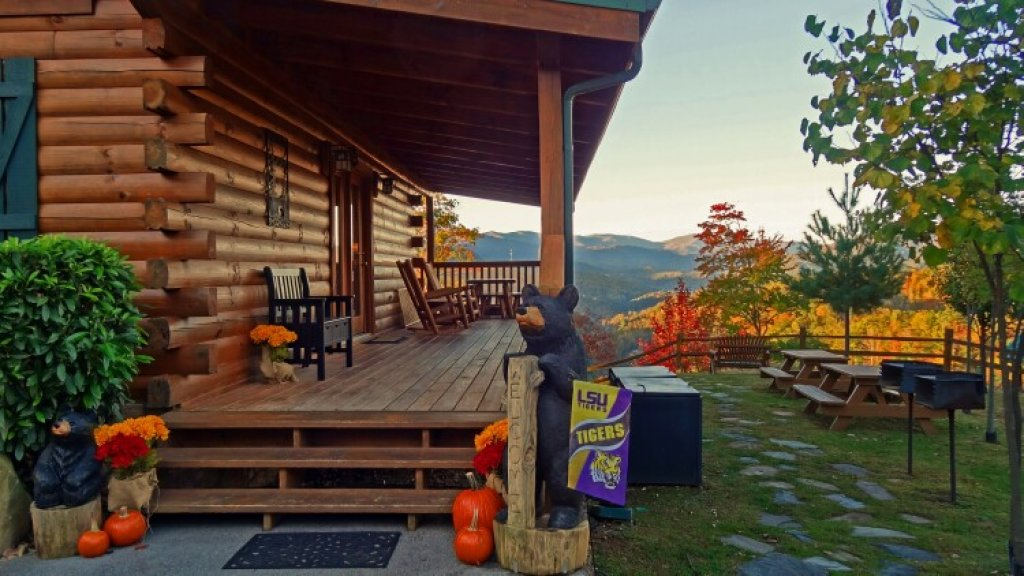 Photo of a Gatlinburg Cabin named Gatlinburg Getaway - This is the thirty-first photo in the set.