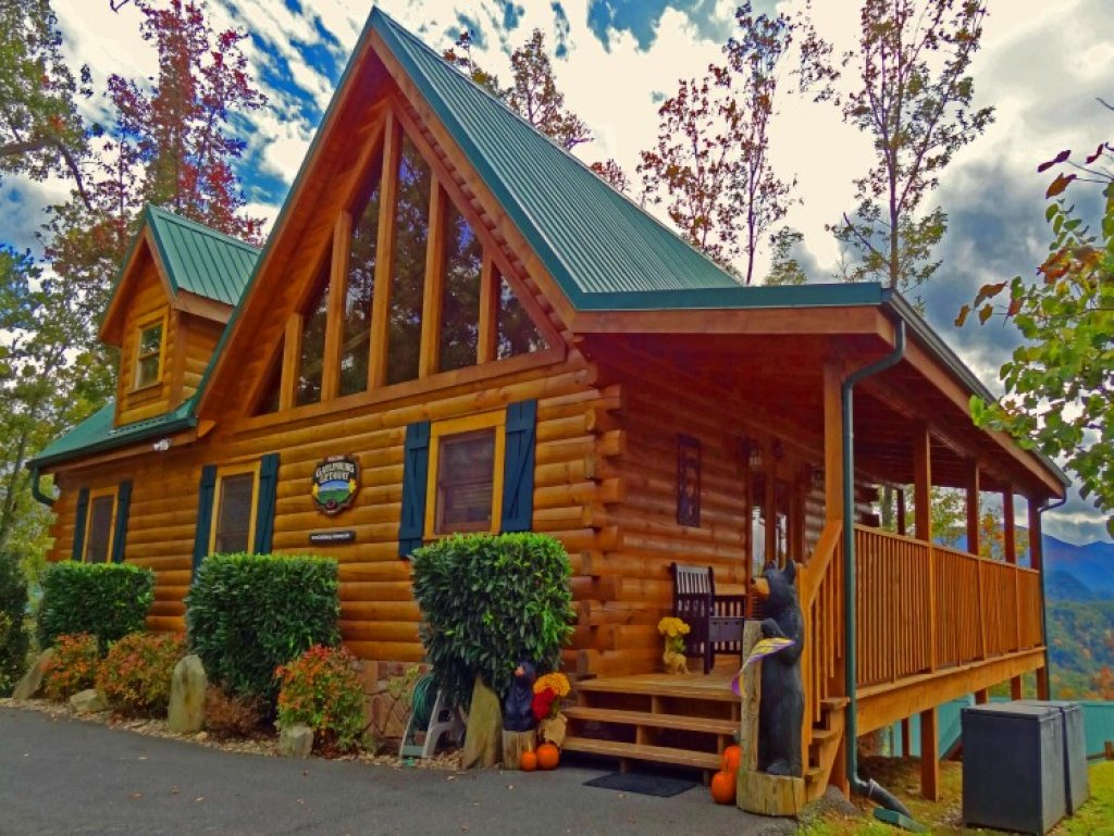 Photo of a Gatlinburg Cabin named Gatlinburg Getaway - This is the thirty-second photo in the set.