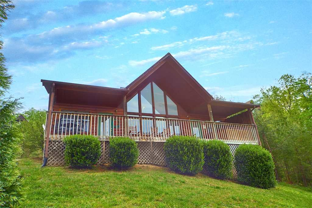 rentals in rental cabin tn cottage forge sunset bedroom pigeon cherokee