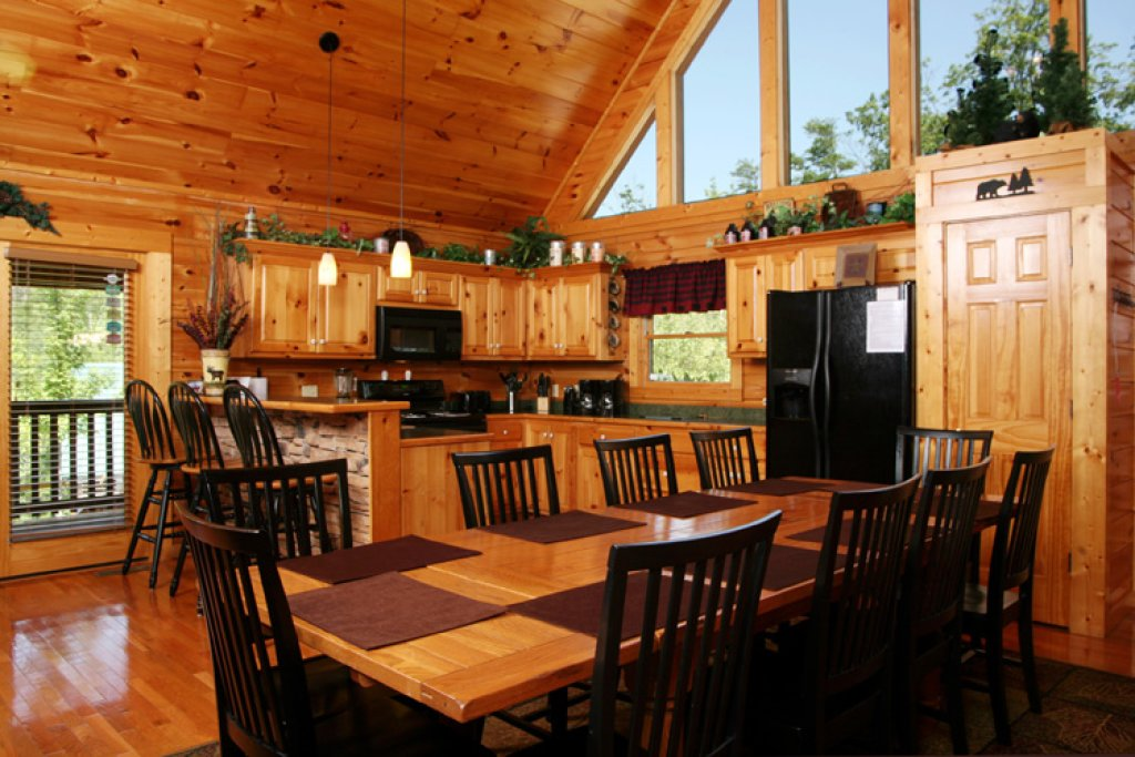 Photo of a Gatlinburg Cabin named Gatlinburg Getaway - This is the sixth photo in the set.