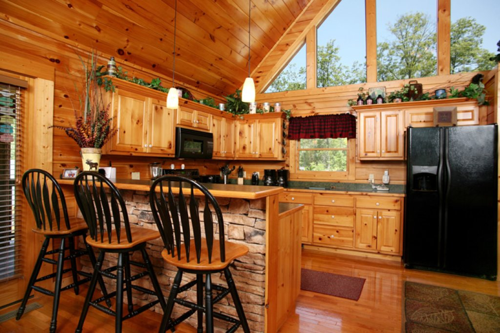Photo of a Gatlinburg Cabin named Gatlinburg Getaway - This is the seventh photo in the set.