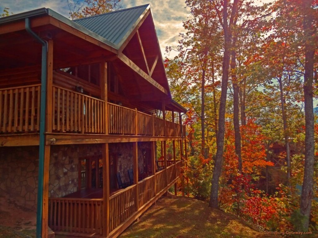 Photo of a Gatlinburg Cabin named Gatlinburg Getaway - This is the thirty-sixth photo in the set.