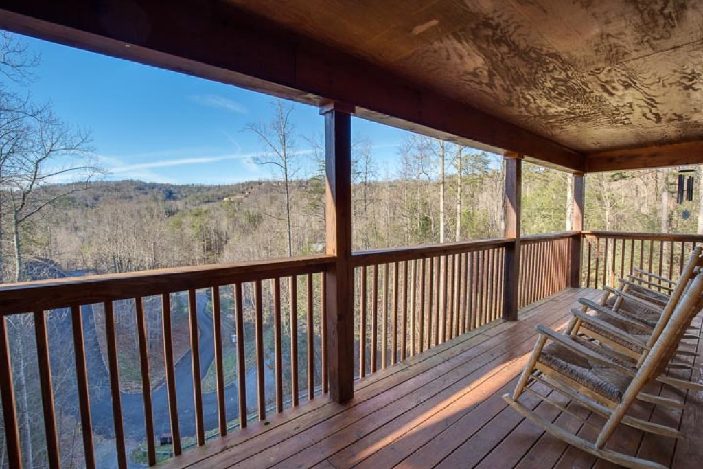 Photo of a Gatlinburg Cabin named Apple Bear Lodge - This is the thirty-first photo in the set.
