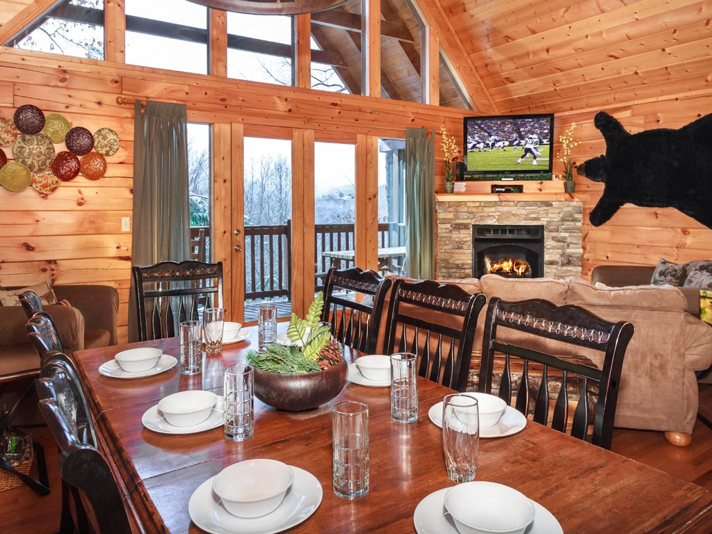 Photo of a Gatlinburg Cabin named Smoky Bear Lodge - This is the sixth photo in the set.