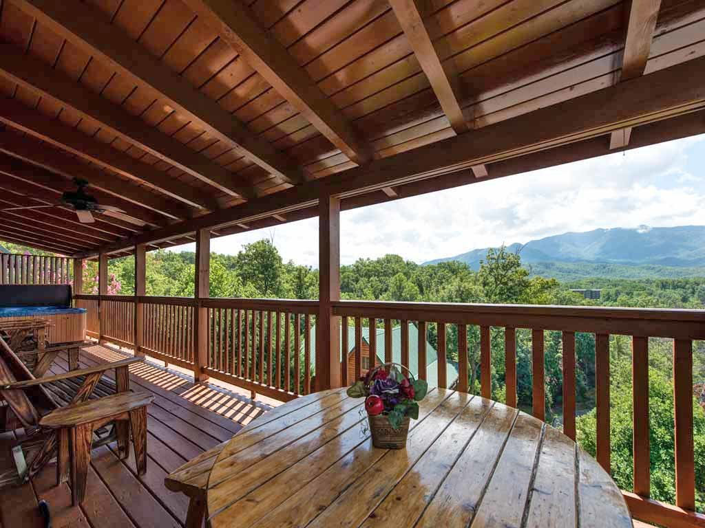 Photo of a Gatlinburg Cabin named Endless View - This is the twenty-first photo in the set.