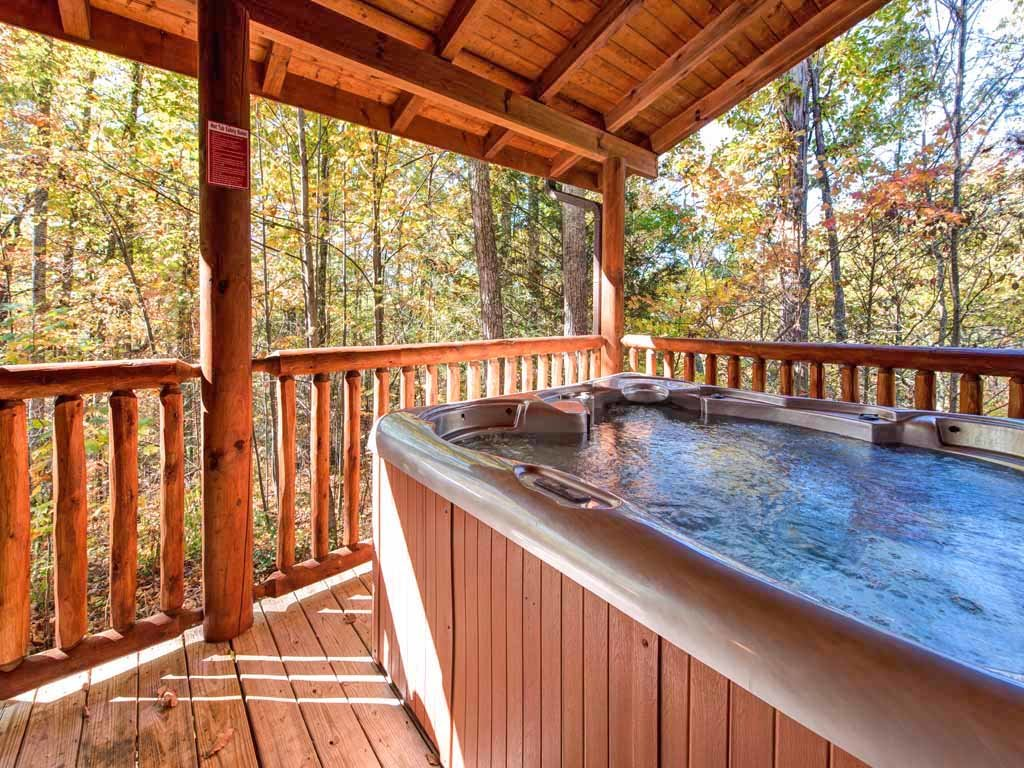 Photo of a Gatlinburg Cabin named Unbridled Spirit - This is the third photo in the set.