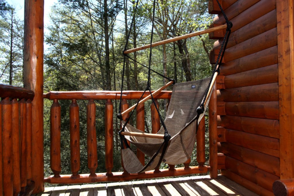 Photo of a Gatlinburg Cabin named Bear's Eye View - This is the twentieth photo in the set.