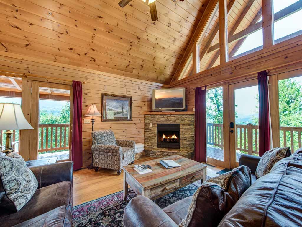 Photo of a Gatlinburg Cabin named Endless View - This is the fifth photo in the set.