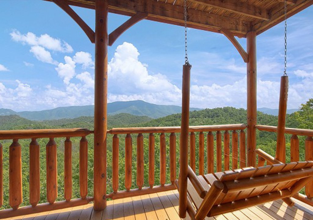 Photo of a Pigeon Forge Cabin named Bella Yani - This is the first photo in the set.