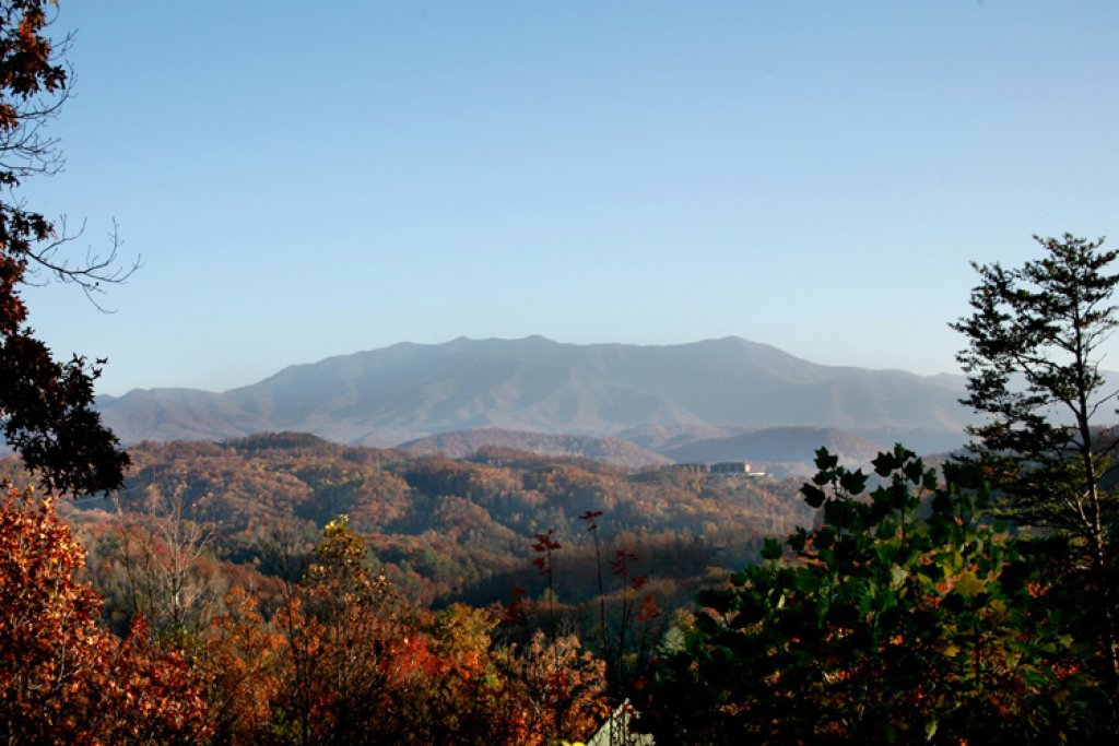 Photo of a Gatlinburg Cabin named Never-ending View - This is the fourth photo in the set.