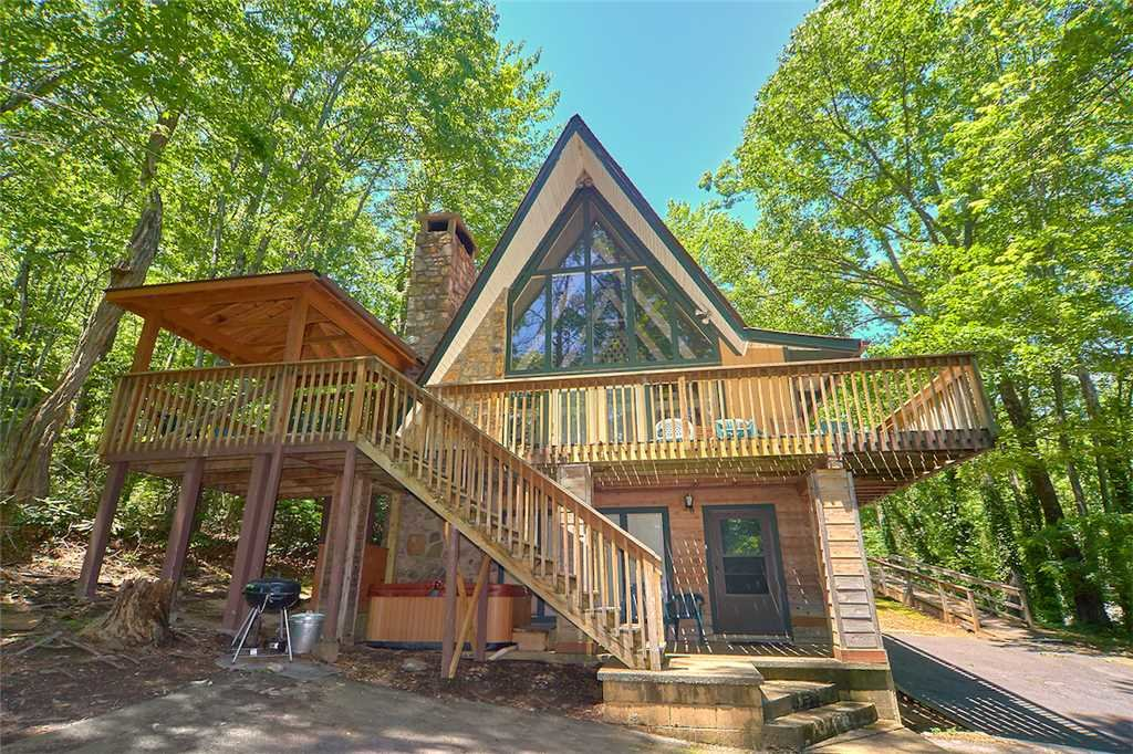 Photo of a Gatlinburg Cabin named Echota - This is the twenty-fourth photo in the set.