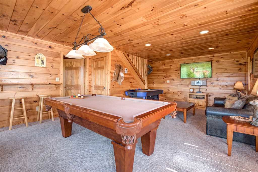 Photo of a Pigeon Forge Cabin named Absolutely Perfect - This is the tenth photo in the set.