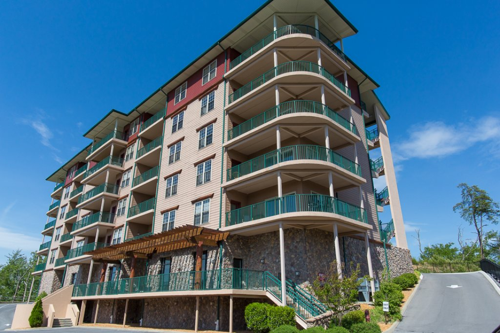 Photo of a Pigeon Forge Condo named Pinnacle Condo - This is the nineteenth photo in the set.