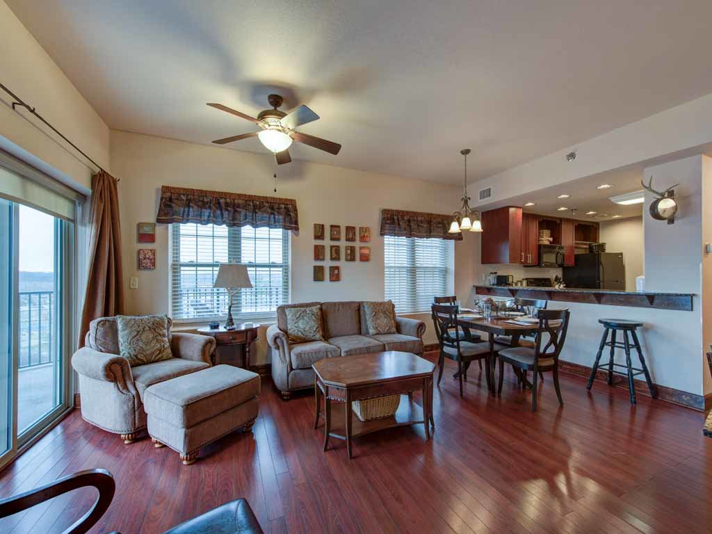 Photo of a Pigeon Forge Condo named Pinnacle Condo - This is the fourth photo in the set.