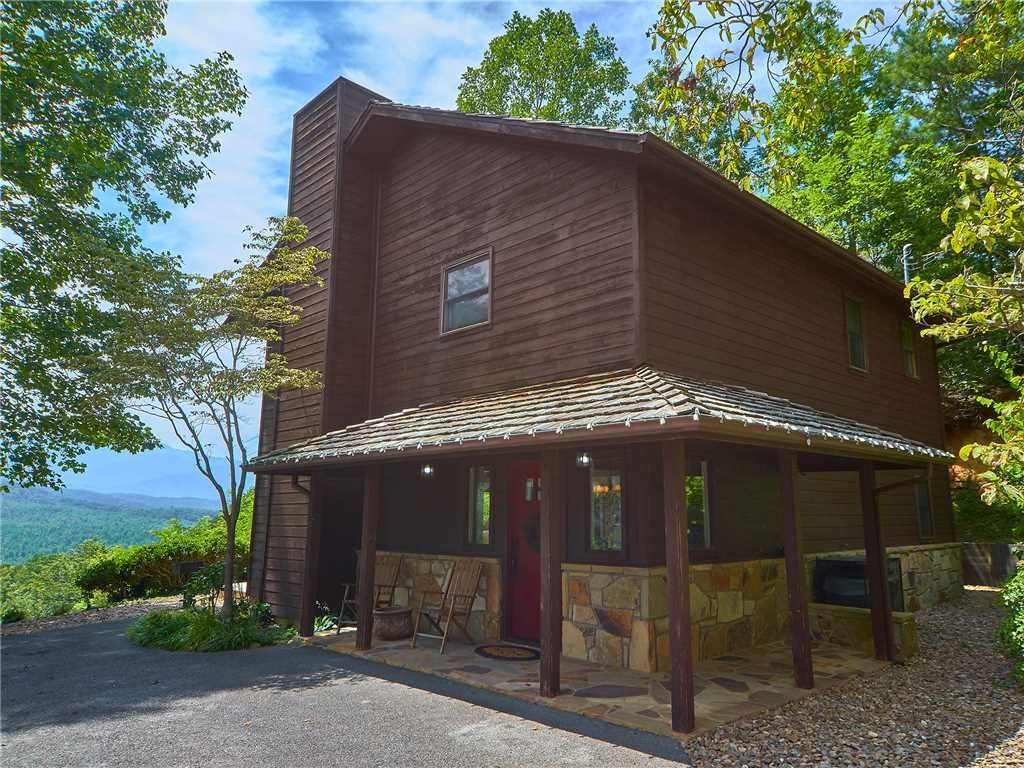 Photo of a Gatlinburg Cabin named Mountain Perch - This is the twenty-first photo in the set.