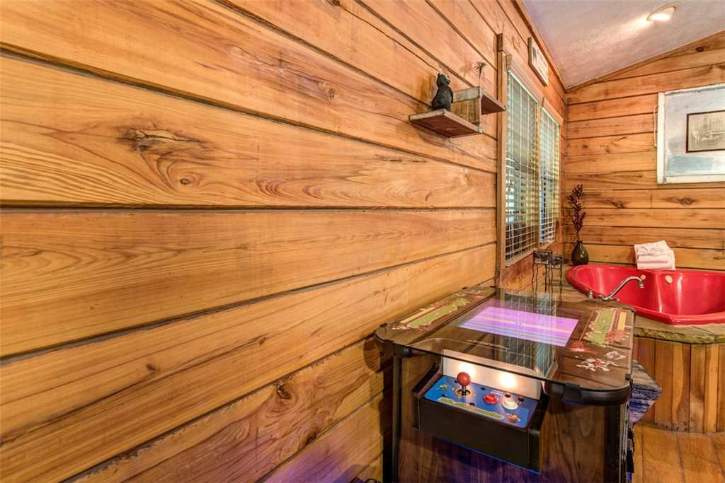 Photo of a Pigeon Forge Cabin named Romancing The Stars - This is the ninth photo in the set.