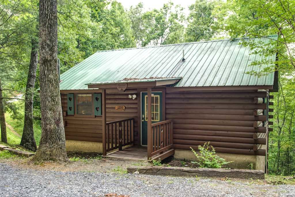 Photo of a Pigeon Forge Cabin named Romancing The Stars - This is the sixteenth photo in the set.