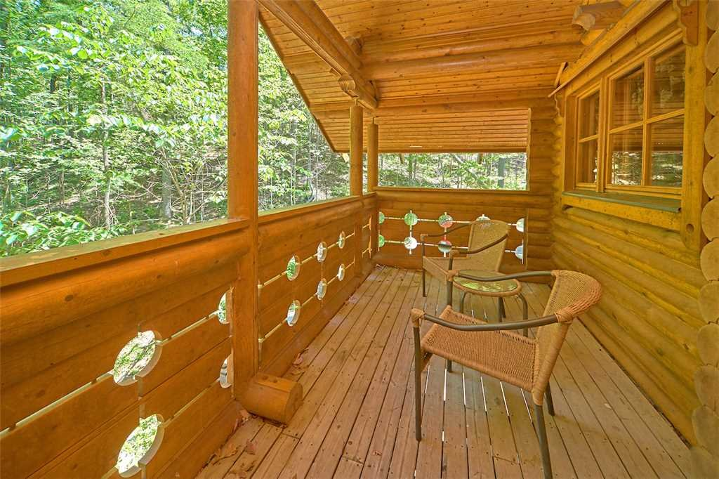 Photo of a Gatlinburg Cabin named Enchanted Forest - This is the fourth photo in the set.