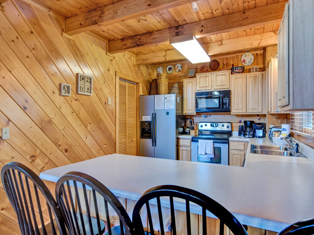 Photo of a Gatlinburg Cabin named Irish Blessings - This is the seventh photo in the set.