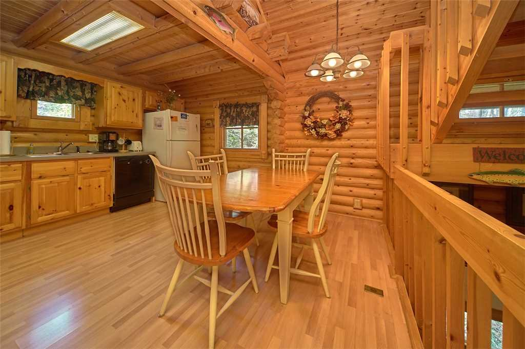 Photo of a Gatlinburg Cabin named Enchanted Forest - This is the sixth photo in the set.