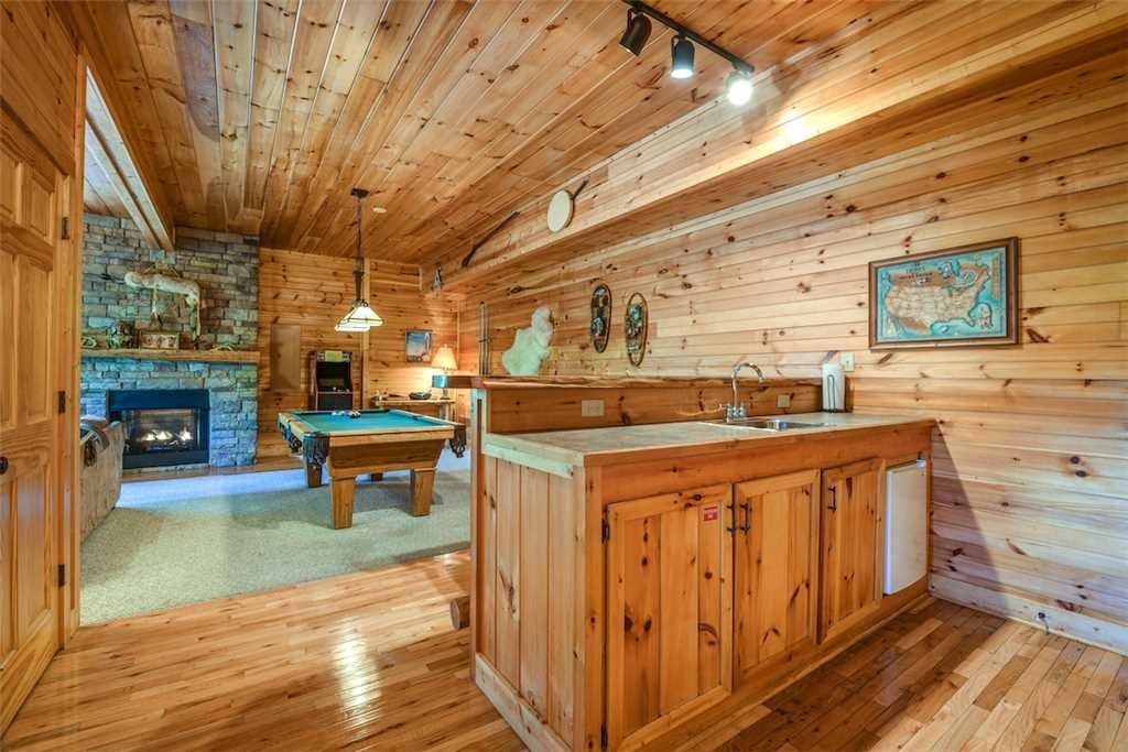 Photo of a Sevierville Cabin named A Majestic View Iii - This is the eleventh photo in the set.