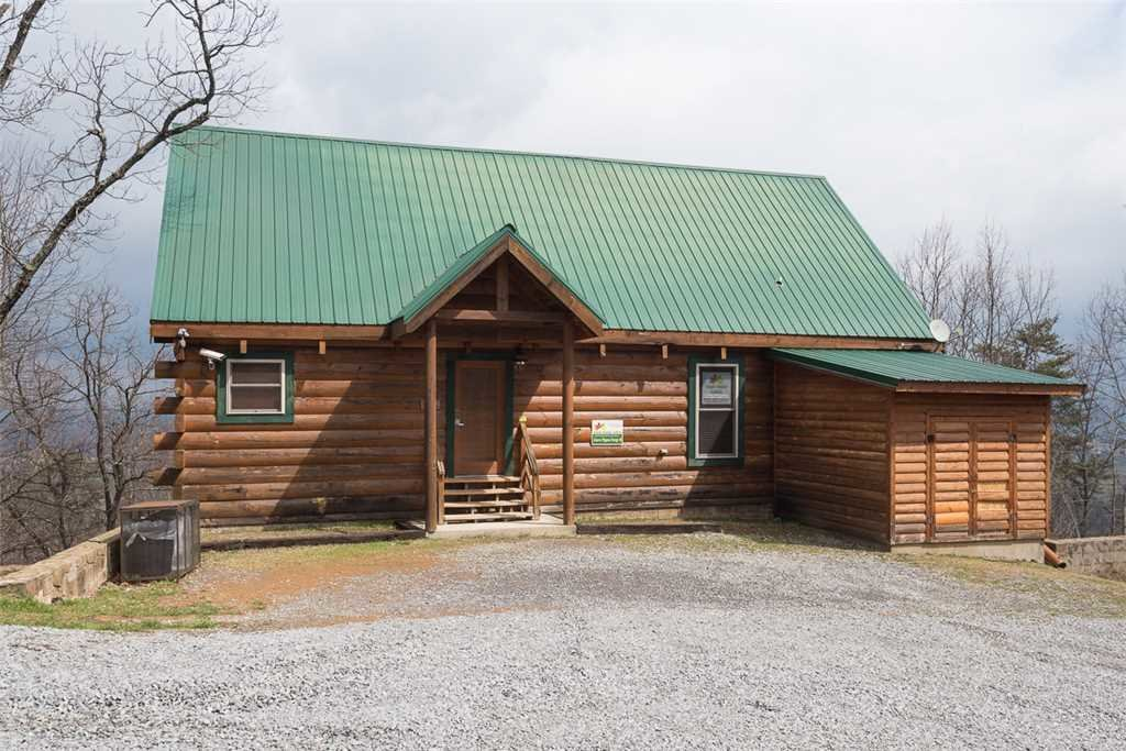 Photo of a Pigeon Forge Cabin named Above Pigeon Forge Ii - This is the twenty-third photo in the set.