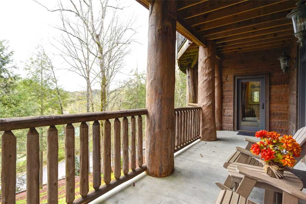 Photo of a Pigeon Forge Cabin named Timberstone - This is the fourth photo in the set.