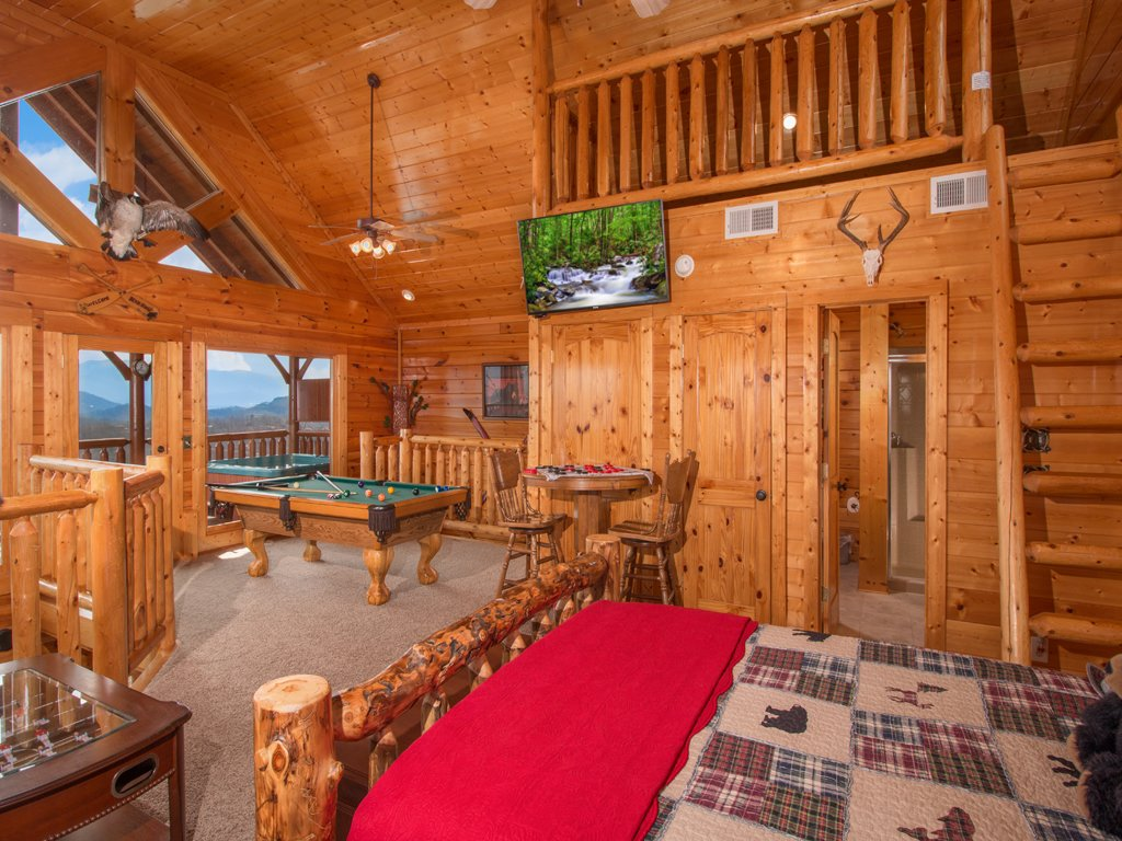Photo of a Pigeon Forge Cabin named Romantic Views - This is the tenth photo in the set.