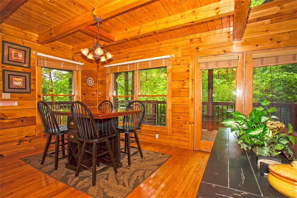 Photo of a Pigeon Forge Cabin named A Timeless Event - This is the seventh photo in the set.