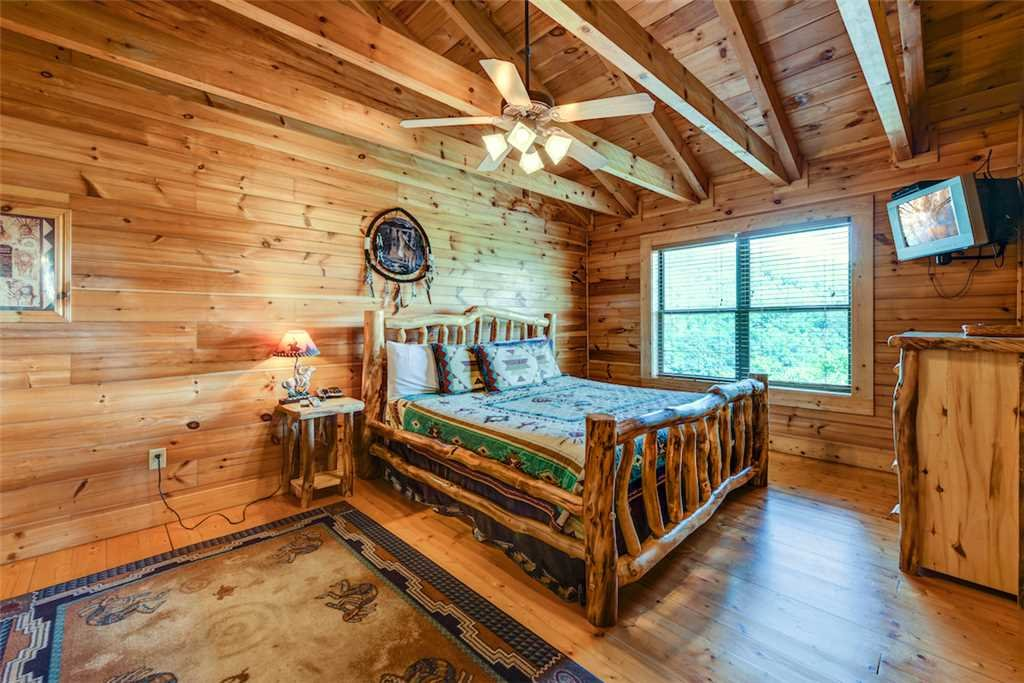 Photo of a Sevierville Cabin named A Majestic View Iii - This is the seventeenth photo in the set.