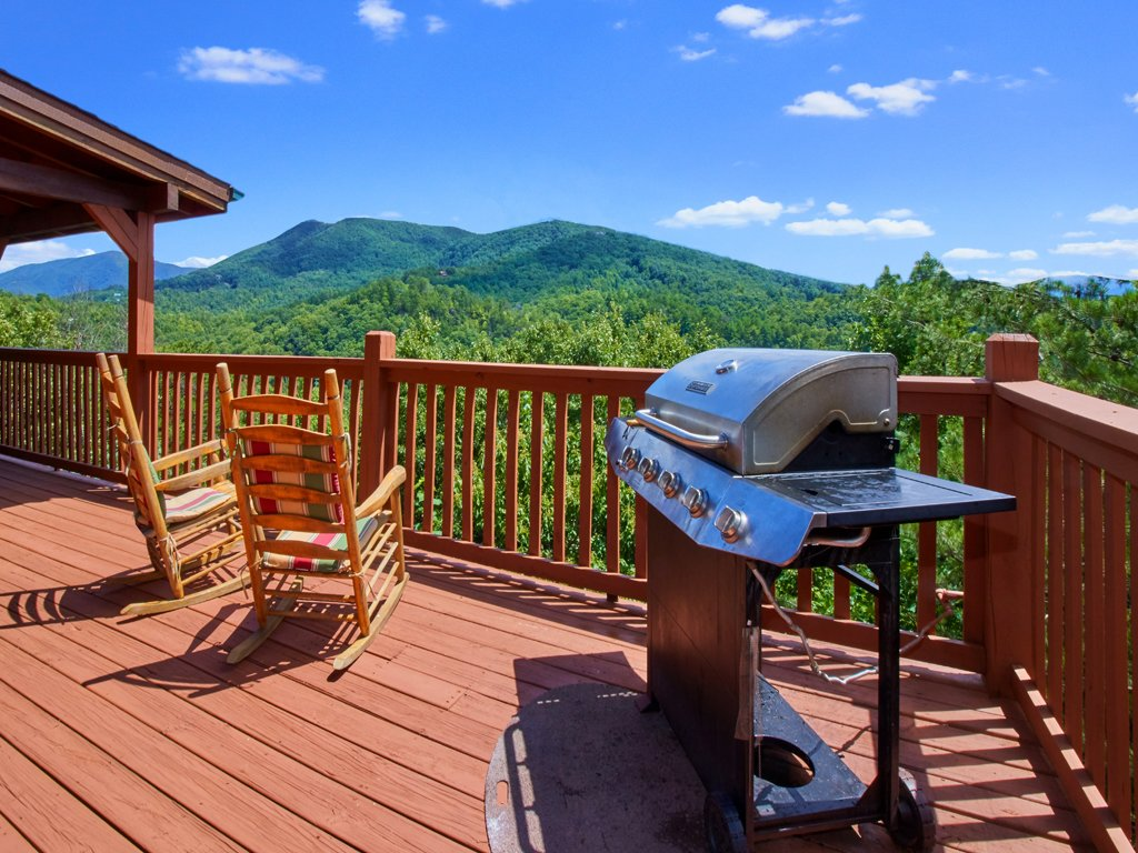 Photo of a Sevierville Cabin named A Majestic View Iii - This is the twenty-seventh photo in the set.