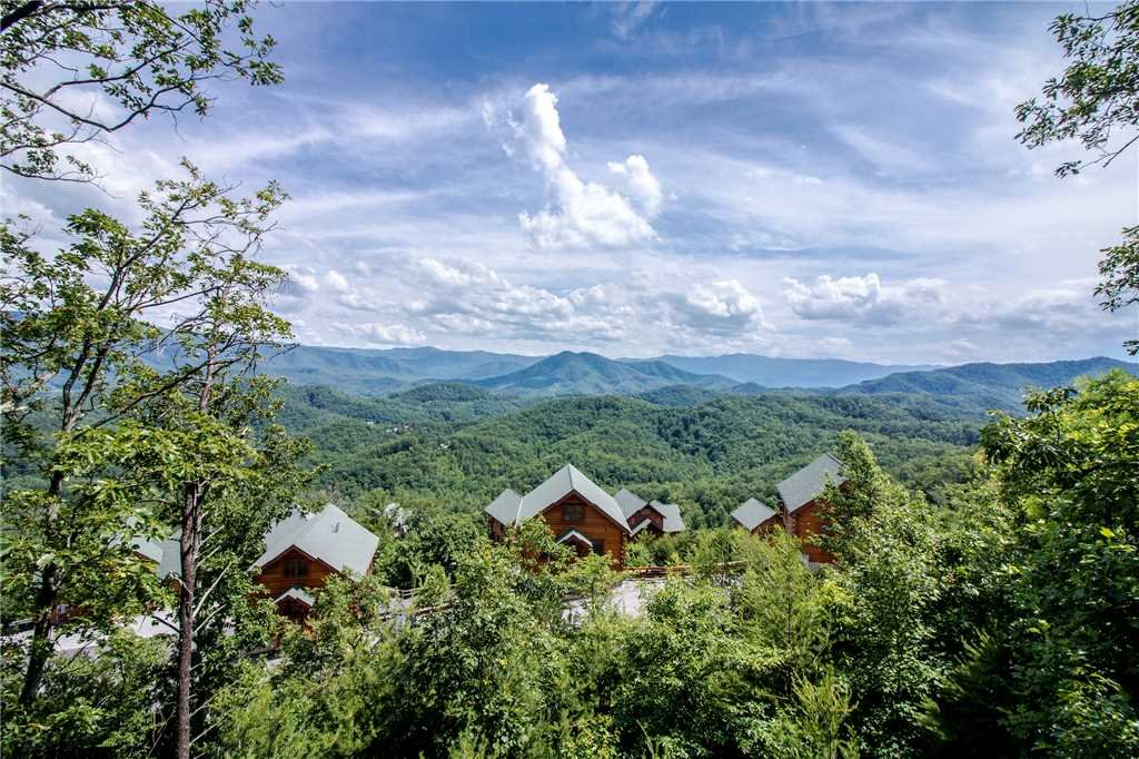 Photo of a Pigeon Forge Cabin named Romantic Views - This is the twentieth photo in the set.