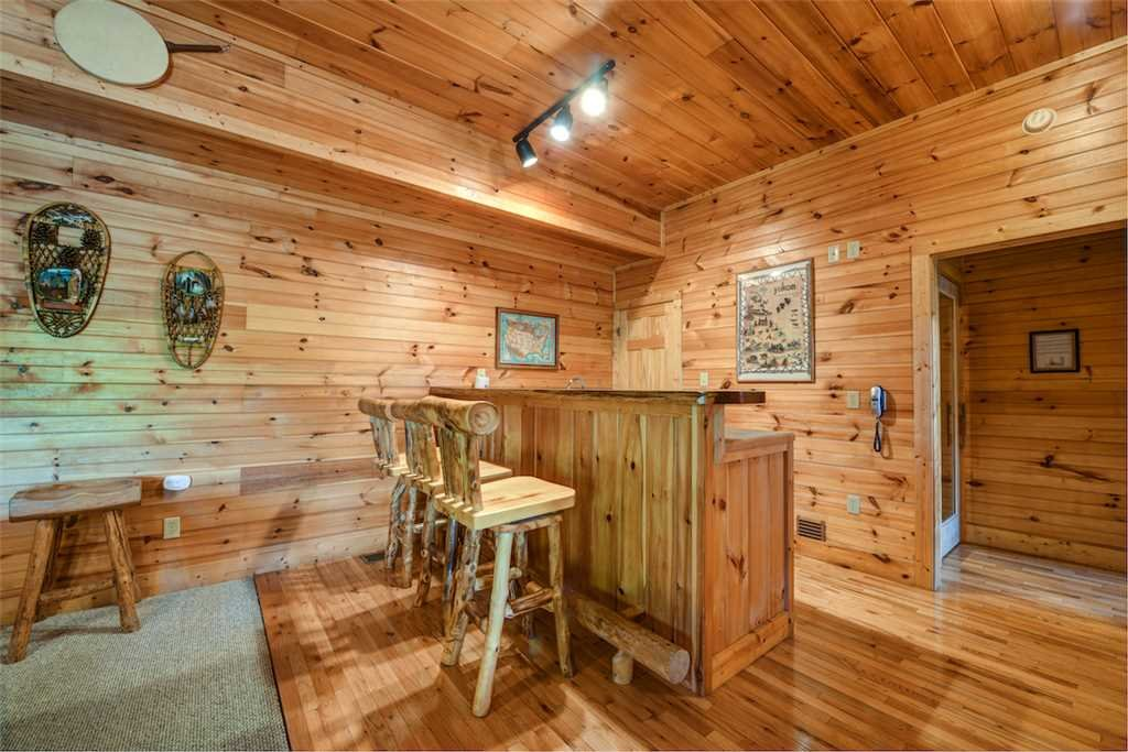 Photo of a Sevierville Cabin named A Majestic View Iii - This is the twelfth photo in the set.