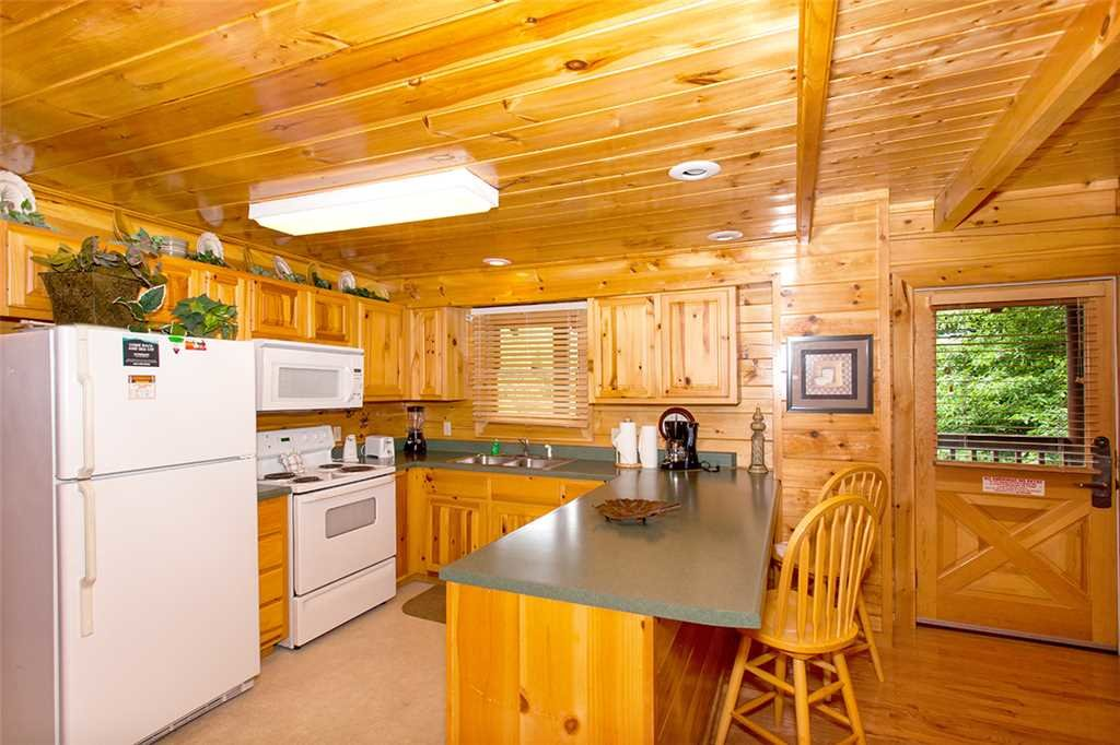 Photo of a Pigeon Forge Cabin named A Timeless Event - This is the tenth photo in the set.