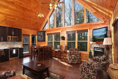 Mountain Elegance, 2 Bedrooms, Theater, Hot Tub, Pool Table, Sleeps 8