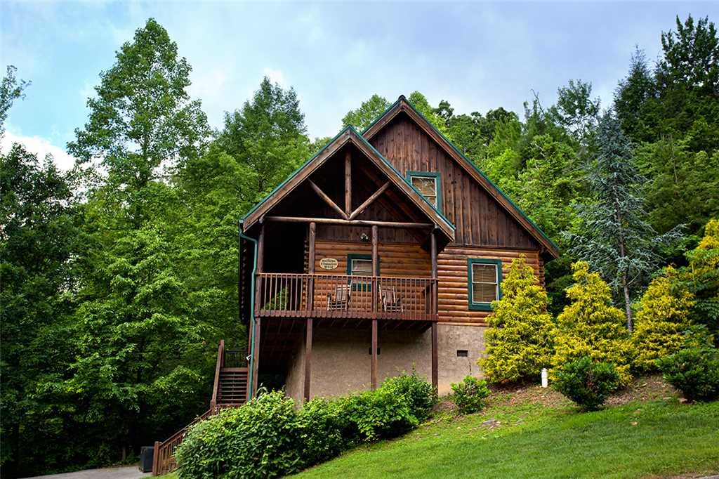 Photo of a Pigeon Forge Cabin named A Timeless Event - This is the twenty-fifth photo in the set.