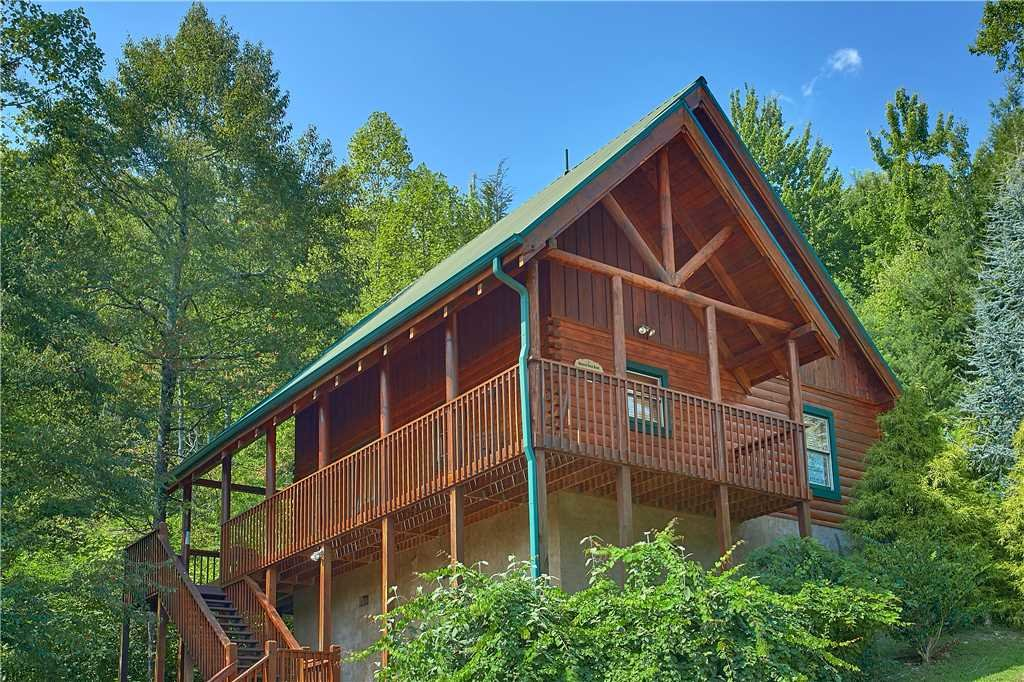 Photo of a Pigeon Forge Cabin named A Timeless Event - This is the twenty-sixth photo in the set.