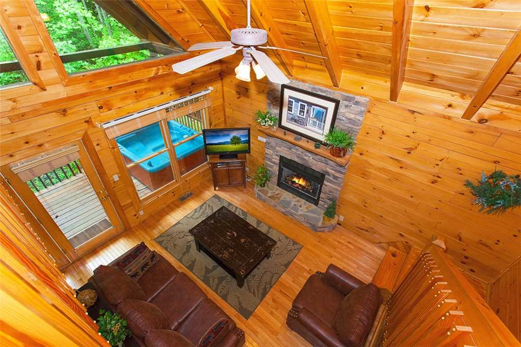 Photo of a Pigeon Forge Cabin named A Timeless Event - This is the fifth photo in the set.
