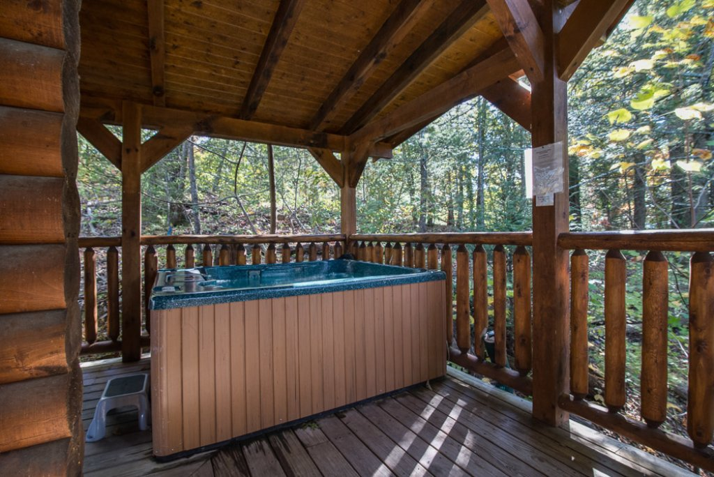 Photo of a Gatlinburg Cabin named Angel's Rest - This is the twelfth photo in the set.