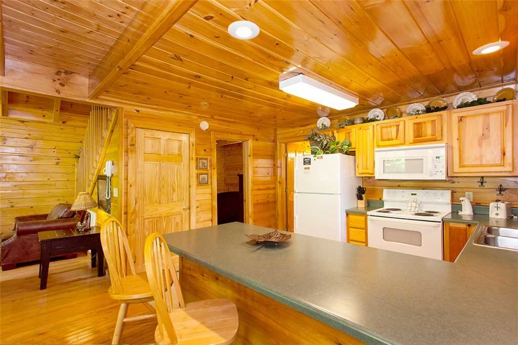 Photo of a Pigeon Forge Cabin named A Timeless Event - This is the eighth photo in the set.