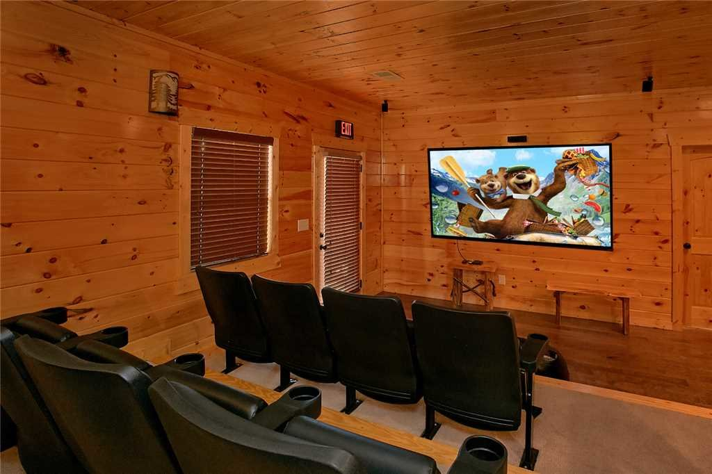 Photo of a Pigeon Forge Cabin named Awesome View Lodge - This is the tenth photo in the set.