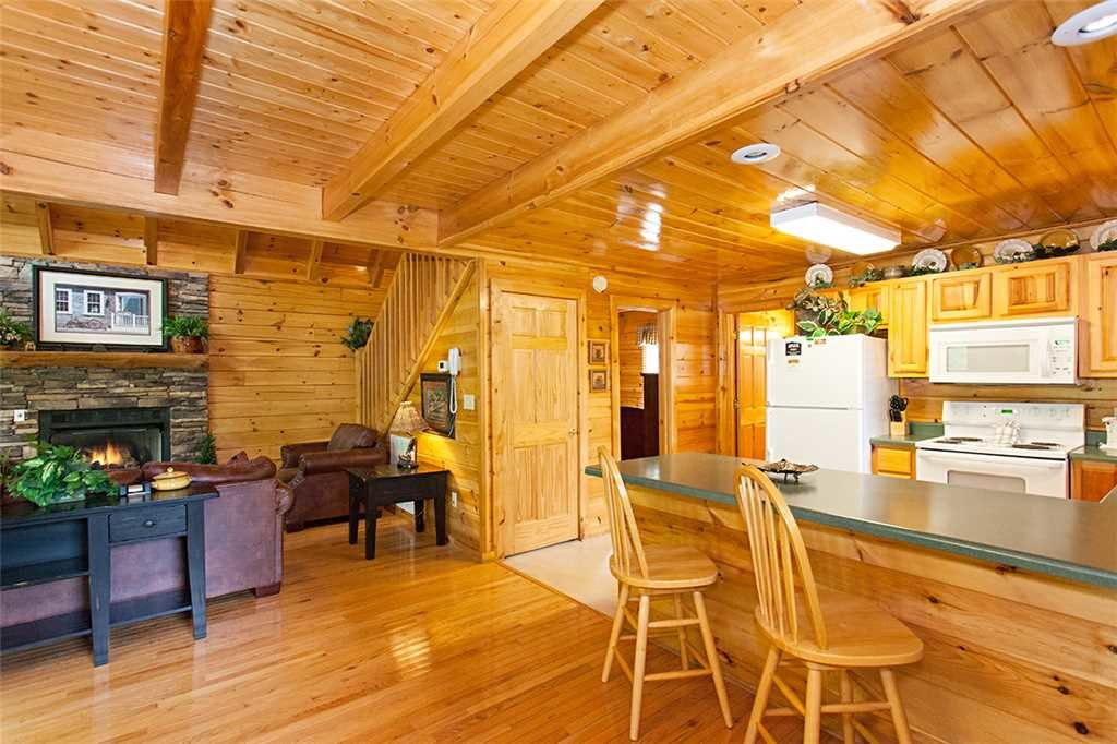 Photo of a Pigeon Forge Cabin named A Timeless Event - This is the ninth photo in the set.