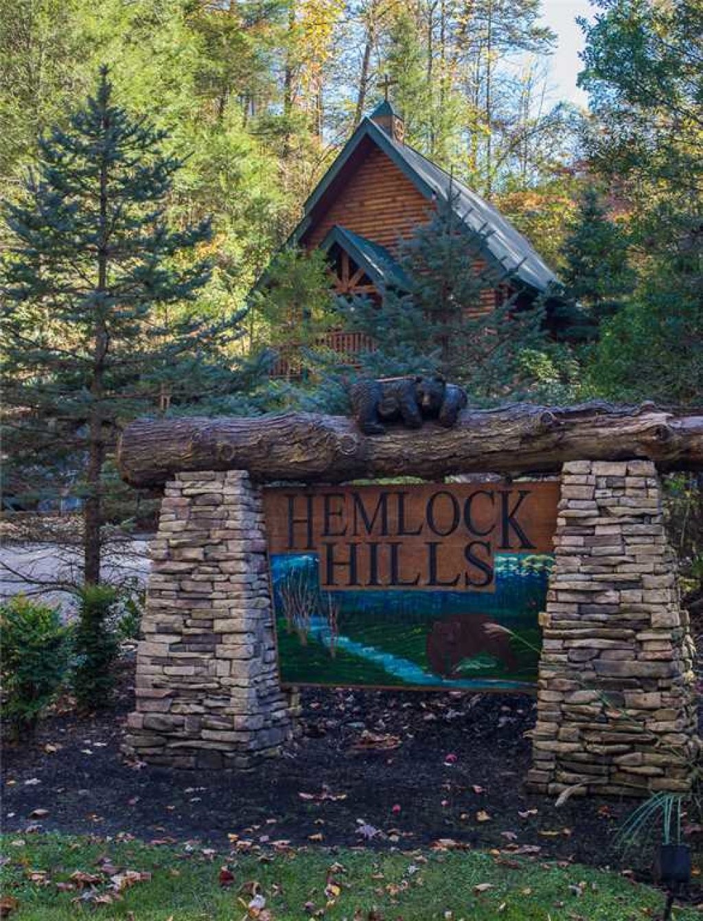 Photo of a Gatlinburg Cabin named Angel's Rest - This is the twenty-first photo in the set.