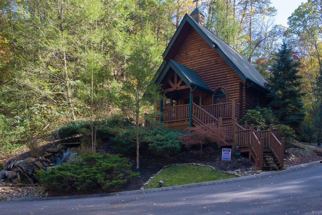 Photo of a Gatlinburg Cabin named Angel's Rest - This is the seventeenth photo in the set.