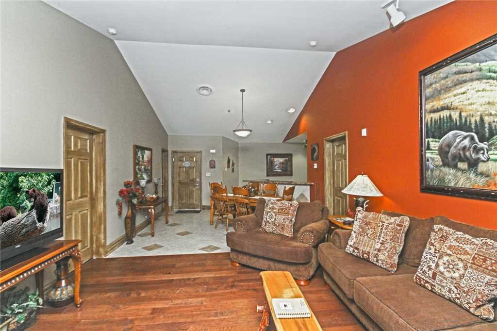 Photo of a Gatlinburg Condo named Baskins Creek 401 - This is the second photo in the set.